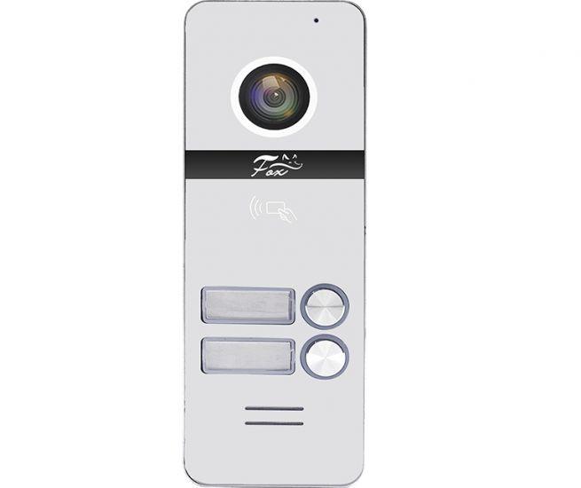 Вызывная панель для видеодомофона FOX FX-CP80 2КН