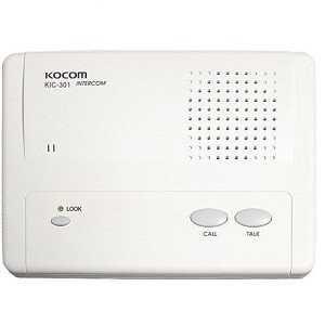 Панель Kocom KIC-301 вызывная