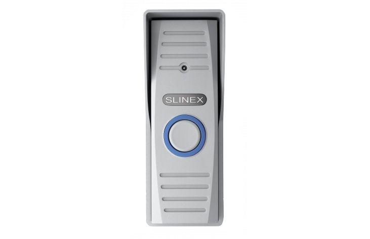 Панель Slinex ML-15HD вызывная для видеодомофона (серый, черный, медь)