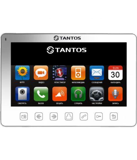 Монитор Tantos Prime VZ / XL (черный, белый) видеодомофона