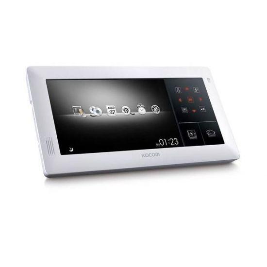 Монитор Kocom KVR-A510R (черный, белый) видеодомофона