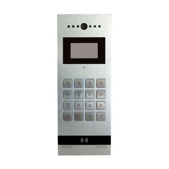 Панель Tantos TS-VPS-EM вызывная многоквартирного домофона