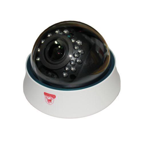Видеокамера SARMATT SR-ID25V2812IRL с аудиоканалом купольная