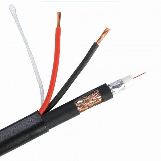 Кабель ST РК 75+2Х0,75 (48) PVC внешний 200м
