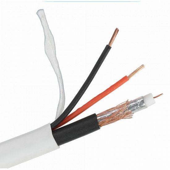 Кабель ST РК 75+2Х0,75 (48) PVC внутренний 200м