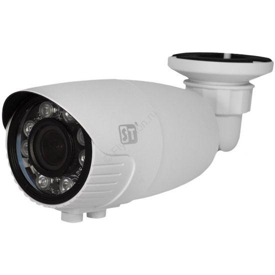 Видеокамера ST-187 IP Home Starlight POE (белая)