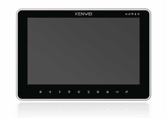 Монитор Kenwei KW-SA20C-PH-HR видеодомофона