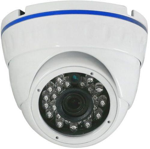 Видеокамера SARMATT SR-S500V2812IRH вандалозащищенная гибридная
