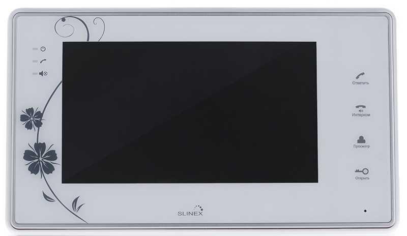 Монитор Slinex XR-07М видеодомофона