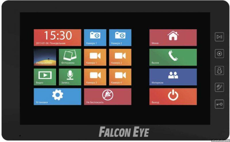 Монитор Falcon Eye FE-70W видеодомофона