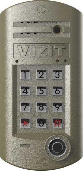 Блок вызова домофона Vizit БВД-314 TCP