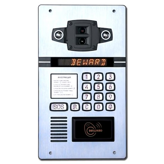 SIP-домофон Beward DKS20210 многоабонентский