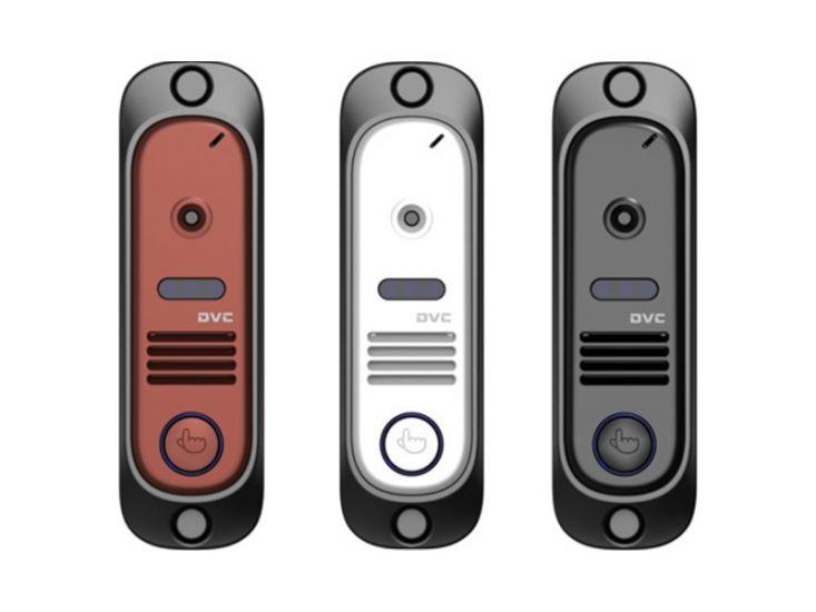 Панель Tor-net DVC-414C (черный, медь, серый) вызывная для видеодомофона