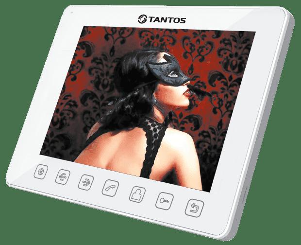 Монитор Tantos Tango VZ / XL (черный, белый) видеодомофона