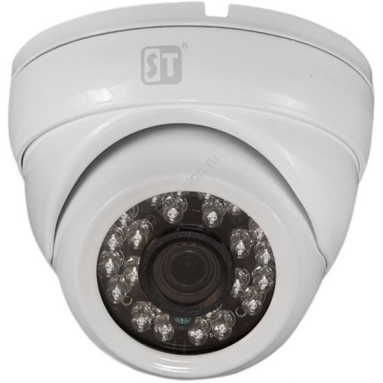 Камера видеонаблюдения ST-S2543 Light POE (3,6mm)