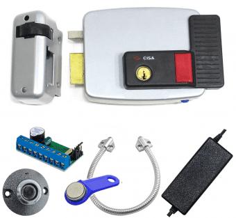 Комплект контроля доступа Cisa 11.630.60, считыватель