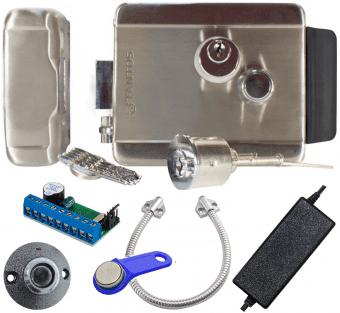 Комплект контроля доступа Tantos TS-EL2369 Classic уличный считыватель