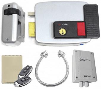 Комплект контроля доступа CISA 11.630.60.1, 2, 3, 4, TSt-100HS (2 пульта), блок питания