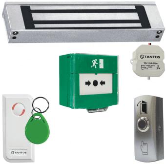 Комплект контроля доступа Tantos TS-ML500, считыватель