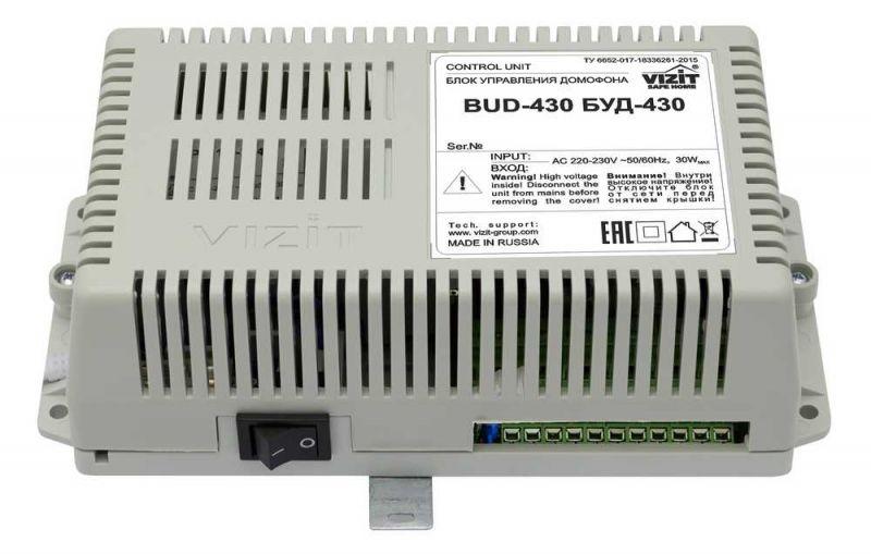 Блок управления БУД-430