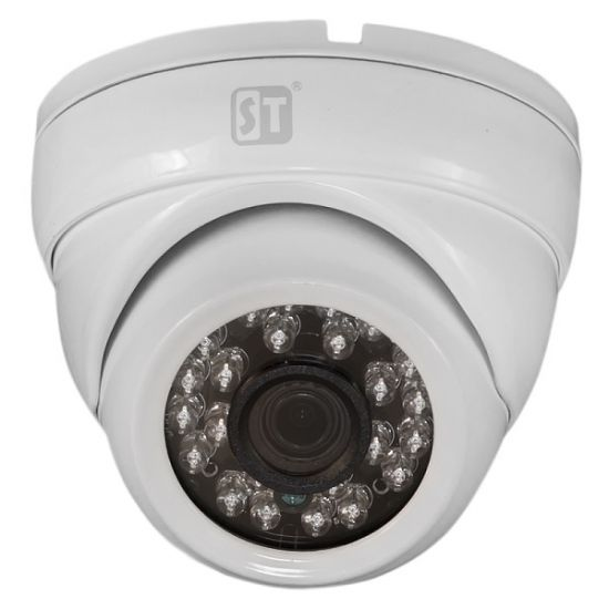 Камера ST-174 M IP HOME H.265 POE (2,8mm) видеонаблюдения