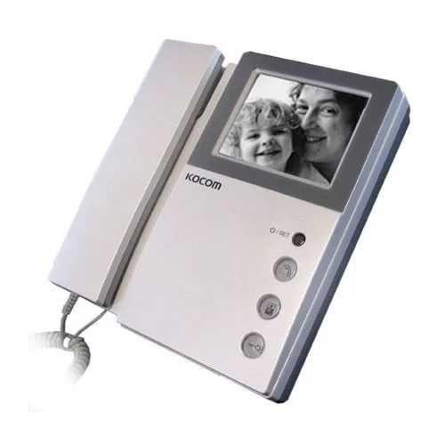 Монитор Kocom KVM-301EV Digital/Coordinat (белый) видеодомофона