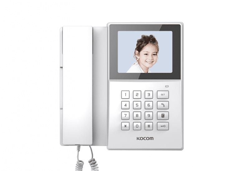 Монитор Kenwei KCV-340 видеодомофона