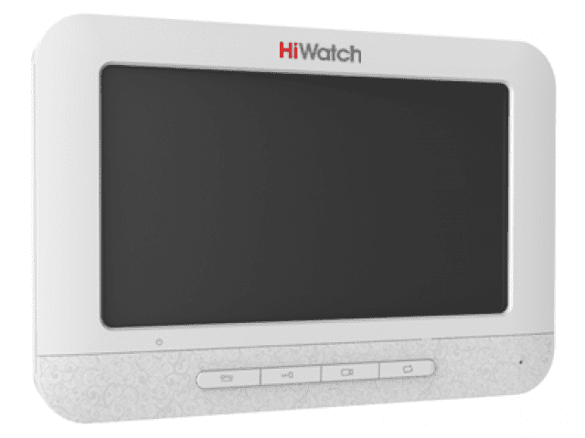 Монитор HiWatch DS-D100MF видеодомофона