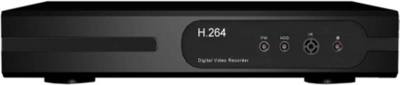 Видеорегистратор SarmatT DSR-413-h  4-канальный гибридный 5 в 1 с поддержкой IP