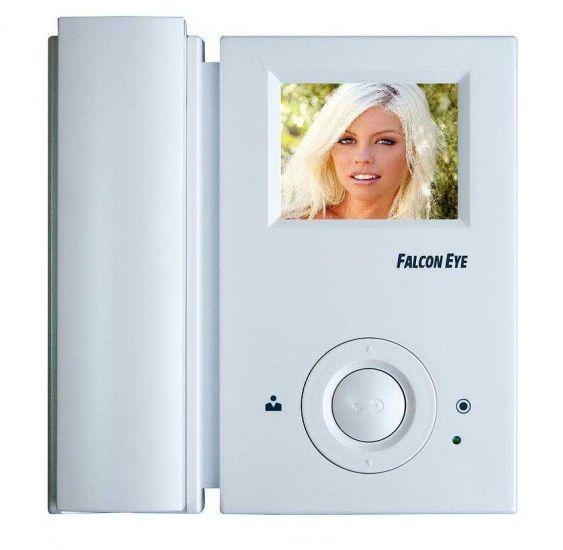 Монитор видеодомофона Falcon Eye FE-35C (белый)
