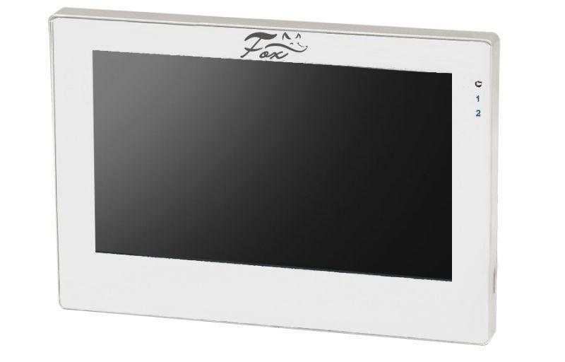 Монитор видеодомофона Fox FX-HVD70T V2 WIFI (Опал 7W)