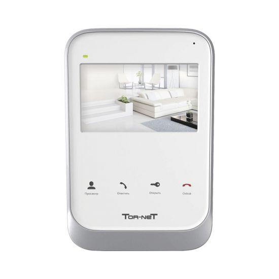 Видеодомофон Tor-net TR-26M (черный, белый)