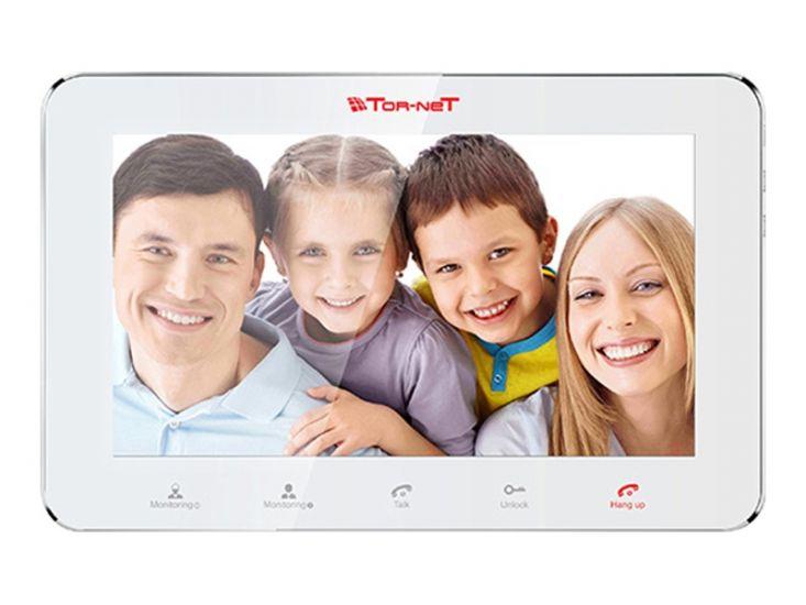 Видеодомофон Tor-net TR-29 IP (черный, белый)