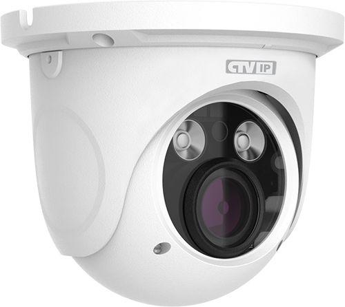 Купольная видеокамера IP CTV-IPD2028 VFE