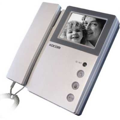 Монитор Kocom KVM-301-4 видеодомофона