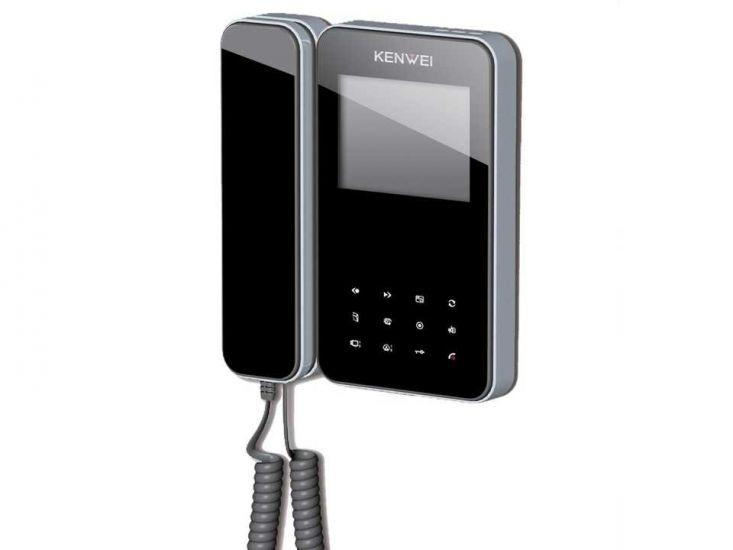 Монитор Kenwei KW-E350C видеодомофона