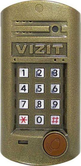 Блок вызова домофона Vizit БВД-314 RCP