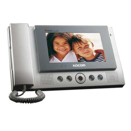 Монитор видеодомофона Kocom KCV-801EV