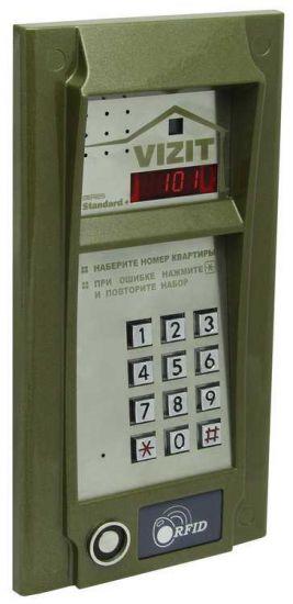 Блок вызова домофона Vizit БВД-N101 RTCP