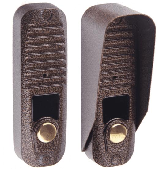 Аудиопанель JSB Systems JSB V055 (медь, серебро, бронза, черный, белый, серый, золото, синий) вызывная для домофона