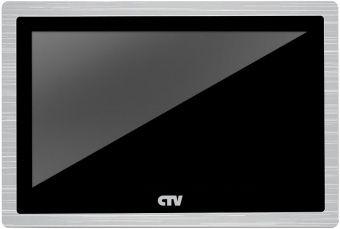 Монитор CTV-M4104AHD (Белый,Черный) 1080P/64Гб/Full HD видеодомофона