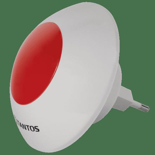 Сирена со световым оповещением Tantos TS-WS901 внутренняя