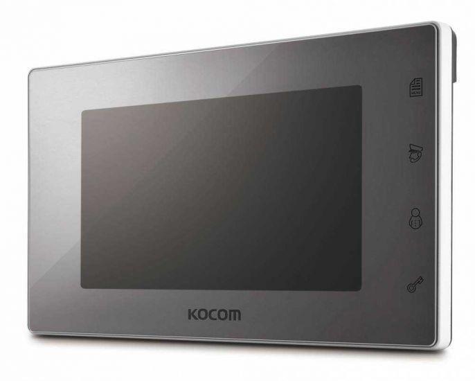 Монитор видеодомофона Kocom KCV-504 Mirror