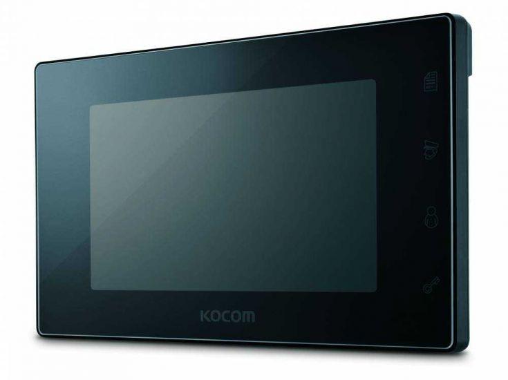 Монитор Kocom KCV-504 видеодомофона