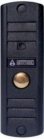 Панель Activision AVP-508 PAL (антик, медь, черный) вызывная для видеодомофона