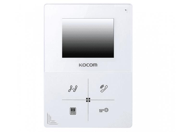 Монитор Kocom KCV-401EV видеодомофона