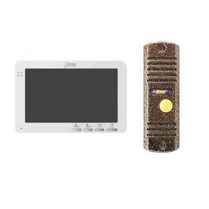 Комплект видеодомофона J2000-DF-Кристина