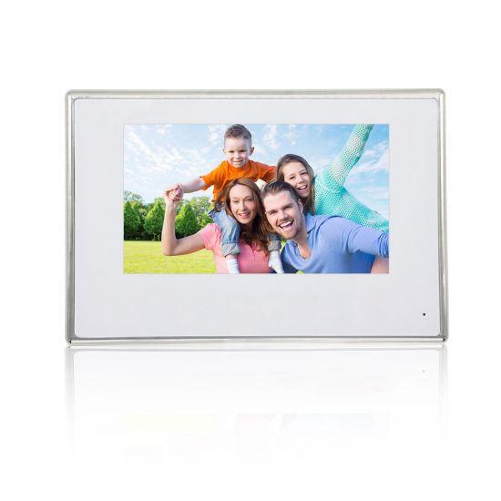 Монитор видеодомофона AltCam VDP72M TS HD (белый)