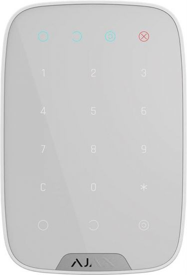 Сенсорная клавиатура Ajax KeyPad White