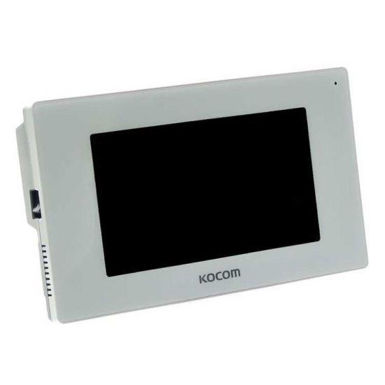 Монитор Kocom KCV-A374 (белый,черный) видеодомофона
